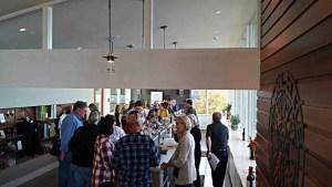 Iron Hub Inner Circle Wine Club Party