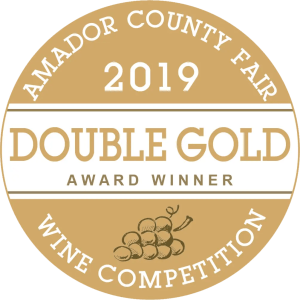 Amador County Fair Double Gold Medal 2019