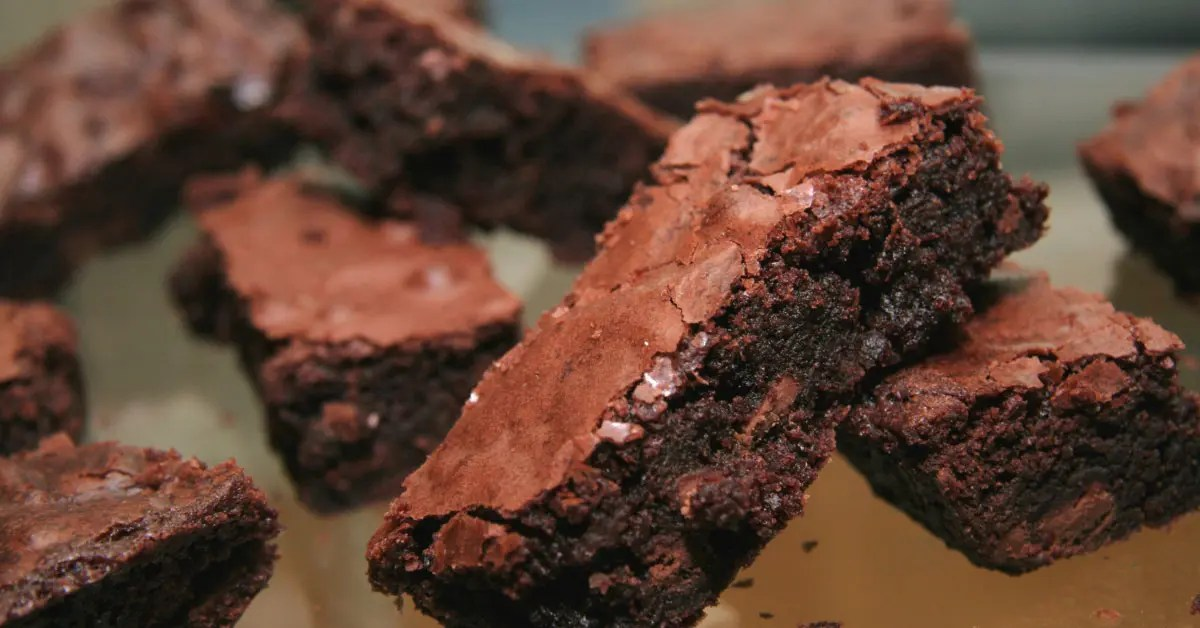 Zinfandel Brownies