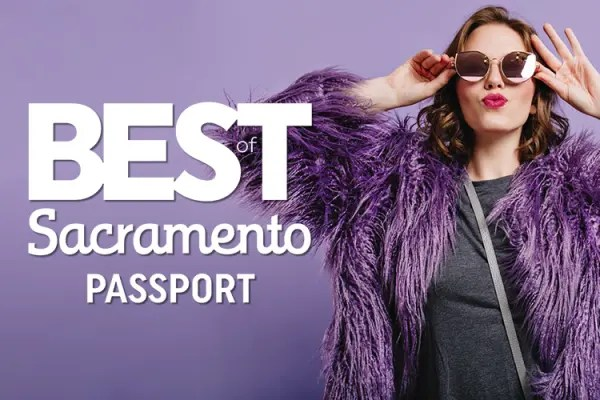 Best of Sacramento Passport