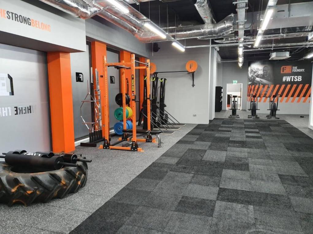 World Class Equipment for World Class Trainers