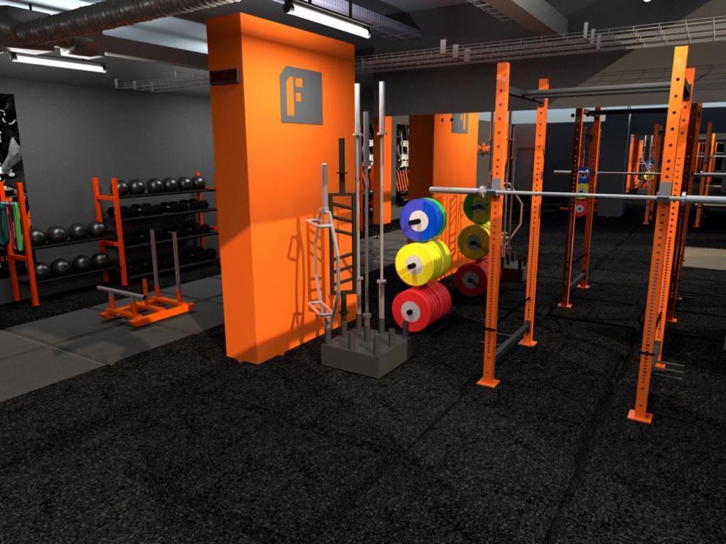 Free 3D Gym Design Service