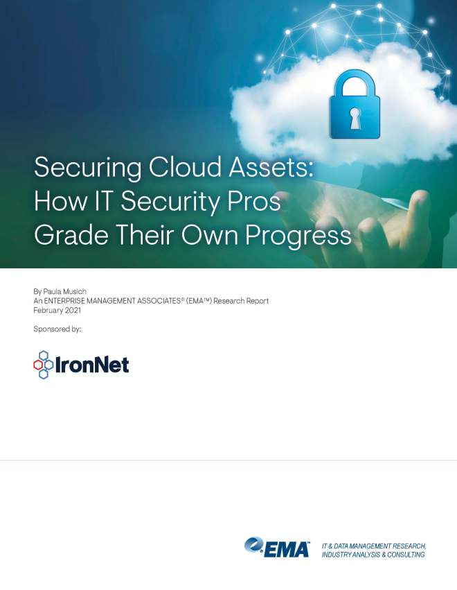 EMA7177_Security_cloud_workloads_IronNet-Summary_Report 1