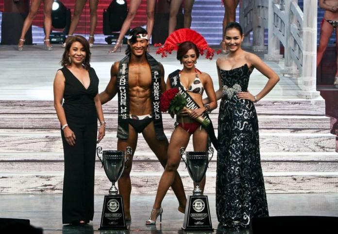 2nd Runner-up: Cedric Roxas & Shara Clemente