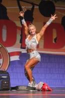 Milica Narancic #102. Fitness Overall Winner