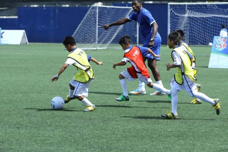 Kids from Marawi, Metro streets and Batangas lakeshore towns benefit from YKK-Real Madrid Foundation football clinics (4)