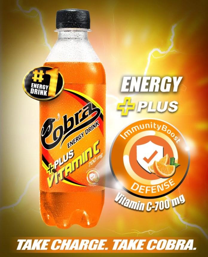 Cobra Energy Drink