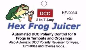 Tam Valley Depot Hex Frog Juicer HFJ003U v3.1 ~ 2 to 7 Amps