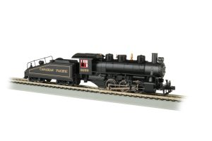 Bachmann HO Canadian Pacific #6269 USRA 0-6-0 With Smoke