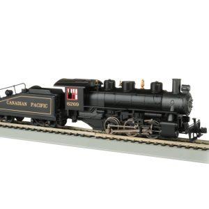 Bachmann HO Canadian Pacific #6269 USRA 0-6-0 With Smoke