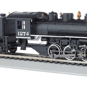 Bachmann HO Southern Pacific #1274 USRA 0-6-0 With Smoke