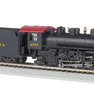 Bachmann HO Pennsylvania #4765 2-6-2 Prairie With Smoke 51528