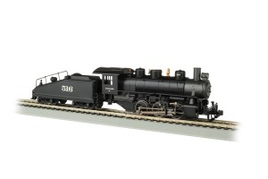 Bachmann HO Wasbash #516 USRA 0-6-0 DCC With Smoke