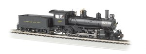 Bachmann HO Baltimore & Ohio 1357 Baldwin 4-6-0 DCC Ready 52202