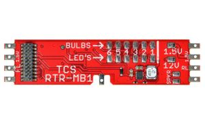 TCS 1615 RTR-MB1 Motherboard