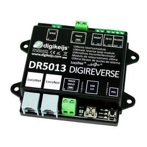 Digikeijs DR5013 DigiReverse Ultimate DCC Reverse Loop Module /LocoNet & RailCom