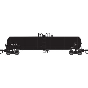Atlas N 20700 GAL Tank Car GATX #11763
