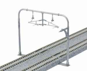 Kato N Scale UniTrack Double Track Arched Catenary Poles (10pcs) 23-062