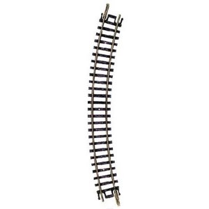 Atlas N Scale Code 80 9.75″ Radius Curved Track (100 pcs) 2514