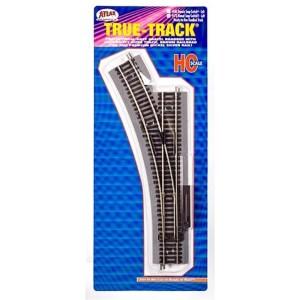 Atlas HO True Track Left Hand Manual Snap Switch 478