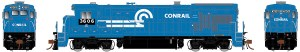 Rapido HO GE B36-7 CR Conrail NS Patch #3606 ESU LokSound 18516