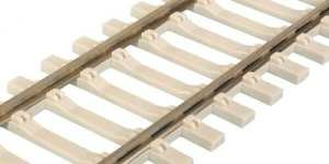 Atlas HO Code 83 Concrete Superflex Track (25 pcs) 502