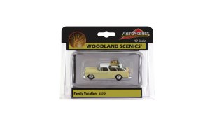 Woodland Scenics HO Family Vacation AS5525