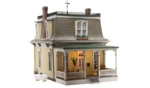 Woodland Scenics HO Built and Ready Home Sweet Home BR5036