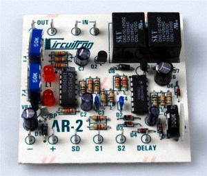 Circuitron AR-2 Automatic Reversing Circuit With Time Delay ~ 5401