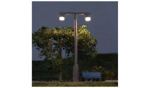Woodland Scenics HO Just Plug Twin Lamp JP5676