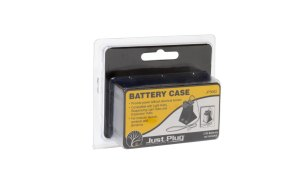 Woodland Scenics HO Just Plug Battery Case JP5682