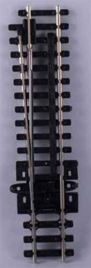 Peco N Scale Code 80 Left Hand Catch Switch Turnout DeRail (1 pc) 385