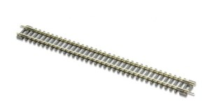 Peco N Scale Code 80 6 7/8″ Standard Straight Track Wood Ties (1 pc) ST-11