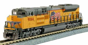 Kato N Scale Union Pacific SD70ACe UP #9066 176-8521
