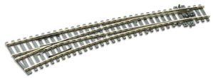 Peco HO Code 100 Left Hand Switch Track Curved Turnout Insulfrog SL87