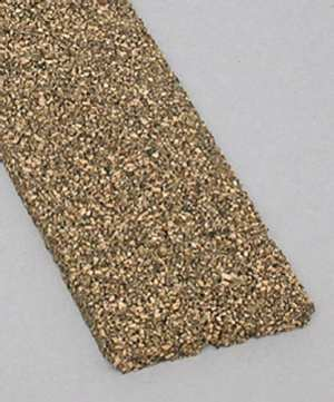 Midwest Products HO Scale Cork Roadbed 36″ (25 pcs)  3013