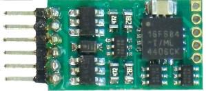 NCE N12-NEM 4 Function 6 Pin Decoder 5240160