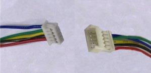 NCE 5 Pin Wiring Harness Sets (5 pcs) 5240310