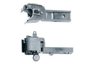 LGB G Scale Knuckle Couplers, Type 2 (2 pcs) 64193