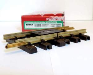 "LGB G Scale Reverse Loop Track Set, 2 each 150 mm / 5-7/8"" (2 pcs) 10151"