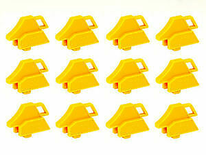 LGB G Scale Wheel Blocks (12 pcs) 10250
