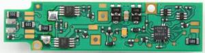 TCS IMFP4 DCC Decoder ~ N-Scale Drop-In For InterMountain FPA-Unit 1329