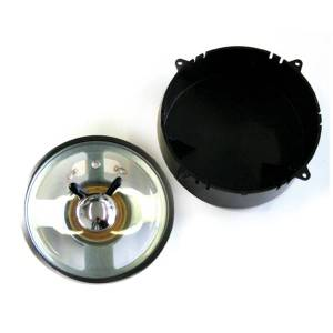 ESU 50445 LokSound 57mm Round Speaker ~ 16 Ohms ~ With Sound Chamber