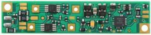 TCS IMF4-NF InterMountain F-Unit F3A/B, F7A/B, F9B DCC Motor Decoder 1551