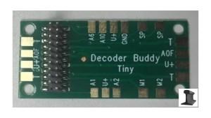 NixTrainz Decoder Buddy Mini NTZ2 For 21 Pin Decoders