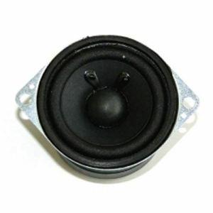 ESU 50337 LokSound Visaton FRS5 50mm Round Speaker ~ 8 Ohms