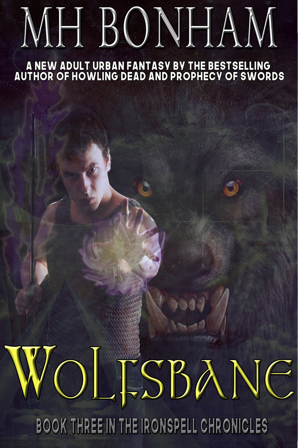 Introducing the New Wolfsbane Cover!