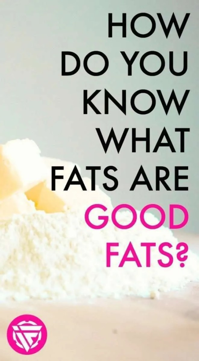 Good fats versus bad fats. Find out what healthy fats are and why they're important.