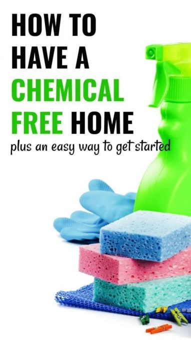 Have you thought about having a chemical-free home? How are the harsh chemicals affecting your health? What natural cleaning products should you use? What about natural beauty products?