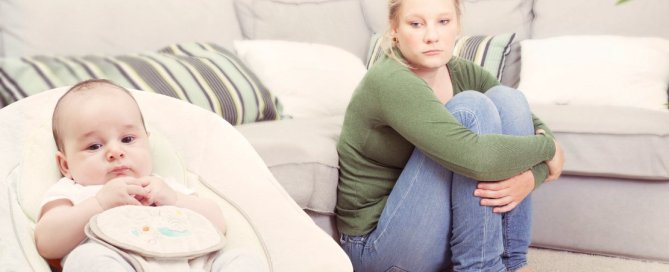 Ten natural ways to combat postpartum depression.